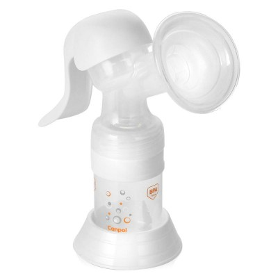 Молокоотсос Canpol Babies Basic ручного типа