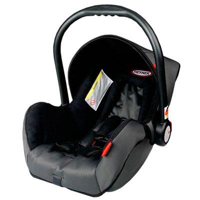 Детское автокресло-переноска Heyner SuperProtect Comfort
