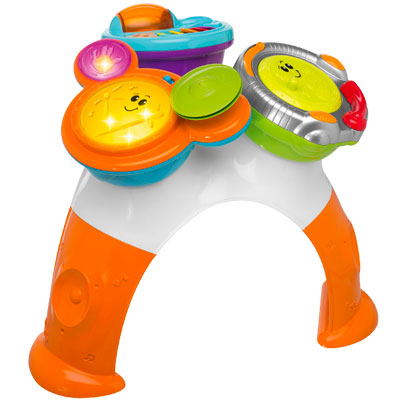 Музыкально-игровой столик Rock Band Chicco